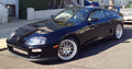 Black 1997 Toyota Supra Limited Edition 6 Speed Twin Turbo with Targa Top.png