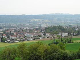 Blick auf Langendorf