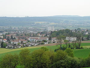 Langendorf, Switzerland - View of Langendorf