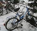 Blue Romet Jubilat 2 in Kraków - rear.jpg