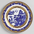 Blue Willow Plate, 19th century (CH 18643709).jpg