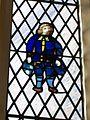 Bluecoat boy, St Helen, Stonegate.JPG