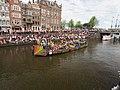 Boat 67 De Kasteelboot, Canal Parade Amsterdam 2017 foto 1.JPG