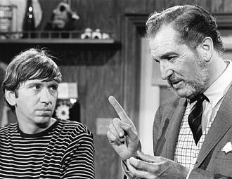 The Good Guys (1968 TV series) - Vincent Price guest-stars as the local health inspector who tells Rufus the diner must be cleaned up for its license to be renewed.