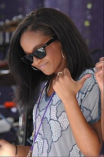 Bobbi Kristina Brown American TV personality and singer, daughter of Whitney Houston