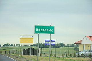 Bocheniec, Kuyavian-Pomeranian Voivodeship Village in Kuyavian-Pomeranian, Poland