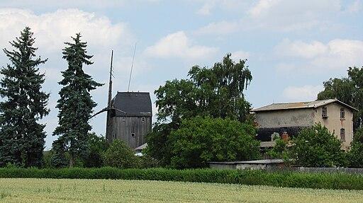 Bockwindmühle Uhrsleben