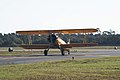 Boeing-Stearman N2S-3 07591 Taxi in 02 TICO 16March2014 (14642635246).jpg