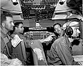 Boeing 707 Cockpit flight test on 4-15-1958.jpeg