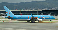 G-OBYF - B763 - TUI Airways