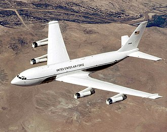 Boeing C-135 Stratolifter - C-135C Speckled Trout