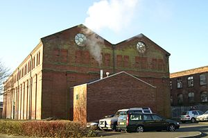 Bolton Steam Museum - Bolton Steam Museum
