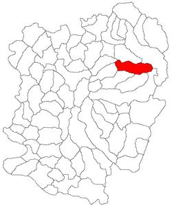 Vị trí của Bolvasnita