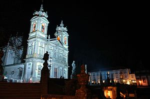 Bom Jesus do Monte - General nit.JPG