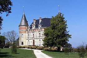 Image illustrative de l'article Château de Rayne-Vigneau