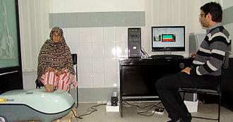 Services Hospital - BMD measurement