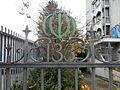 Bonn-Friesdorf Godesberger Allee 133 ehem. Botschaft Iran Hausnummer.jpg