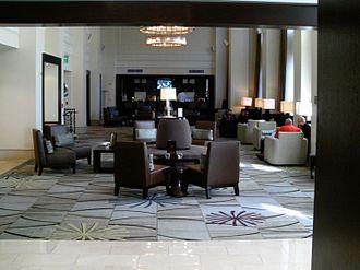 Westin Book Cadillac Hotel - Restored interior