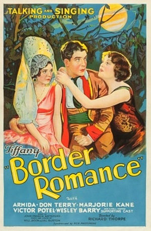 Border Romance - Film poster