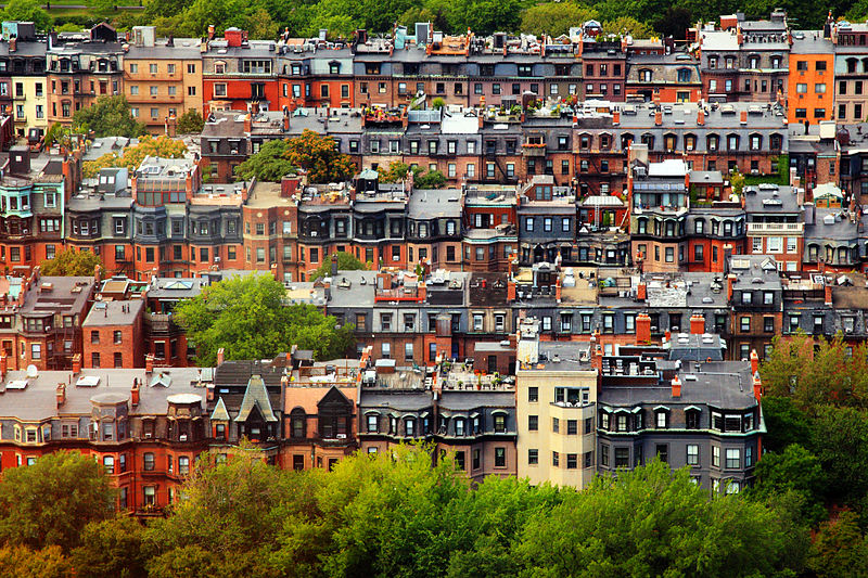 File:Boston backbay brownstones.jpg