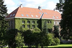 Johannes Lid - Image: Botanisk museum