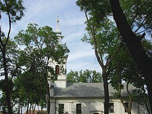 Botoš - The Orthodox Church