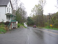Botsford on a rainy afternoon, April 22, 2012