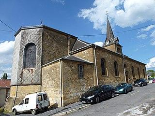 Boulzicourt Commune in Grand Est, France