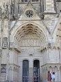 Bourges - cathédrale Saint-Étienne, façade ouest (29).jpg