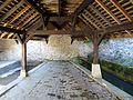 Boury-en-Vexin (60), lavoir double sur le ruisseau d'Hérouval 1.jpg