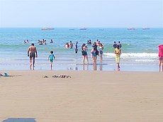 Boys and girls at Goa beach.jpg