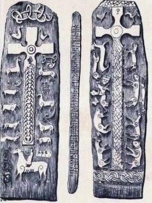 Manx runestones - Br Olsen;184
