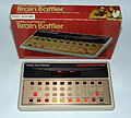 Brain Baffler by Mattel Electronics, Red LED, Two-Player Game, Made in Korea, Circa 1979 (LED Handheld Electronic Game).jpg