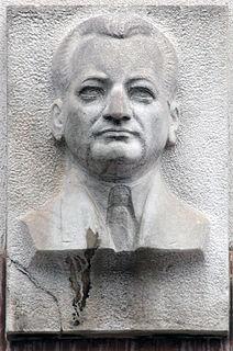 Vladimír Clementis Slovak nation politician, member of Czechoslovak national parliament and Czechoslovak minister of foreign affairs