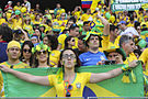 Brazil and Colombia match at the FIFA World Cup 2014-07-04 (28).jpg
