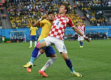 Brazil and Croatia match at the FIFA World Cup 2014-06-12 (09).jpg