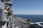 Brazilian VIPs tour USS America 140804-N-MD297-014.jpg