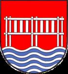 Das Wappen von Bredstedt