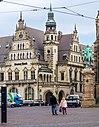 Bremer Bank und Bismarck-Denkmal am Domshof 20140419.jpg