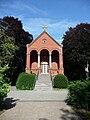 Bremerhaven-Wulsdorf Friedhof Kapelle 01.jpg