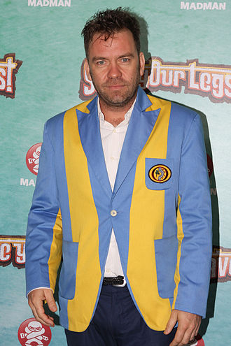 Brendan Cowell - Image: Brendan Cowell on February 10, 2013