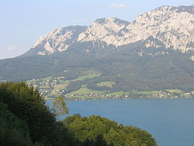 Image illustrative de l'article Attersee (lac)
