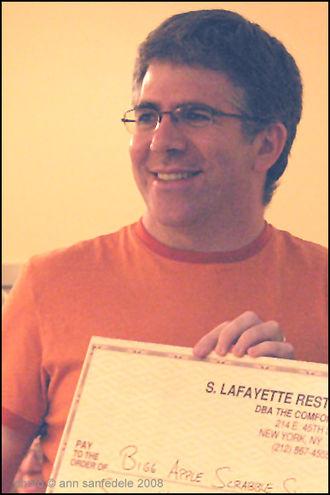 Brian Cappelletto - Brian Cappelletto in 2008