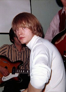 British multi-instrumentalist, founding member of The Rolling Stones