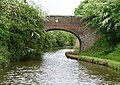 Bridge 36, Worcester and Birmingham Canal - geograph.org.uk - 1353634.jpg