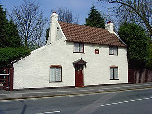Newland, Kingston upon Hull - Bridge End Cottage, 1785 (2008)