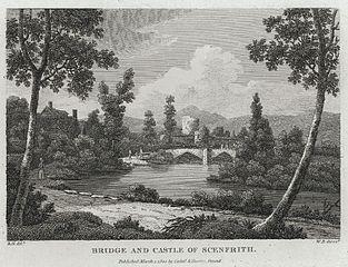 Bridge and Castle of Scenfrith