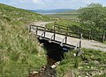 Bridge over Howe Cleuch burn - geograph.org.uk - 461989.jpg