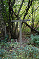 Bridleway fingerpost at Lower Beeding Lower Beeding, West Sussex, England 2.jpg