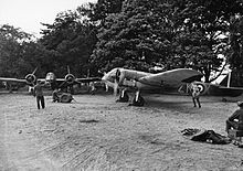 Bristol Blenheim - Martlesham - RAF Fighter Command 1940 HU104652.jpg